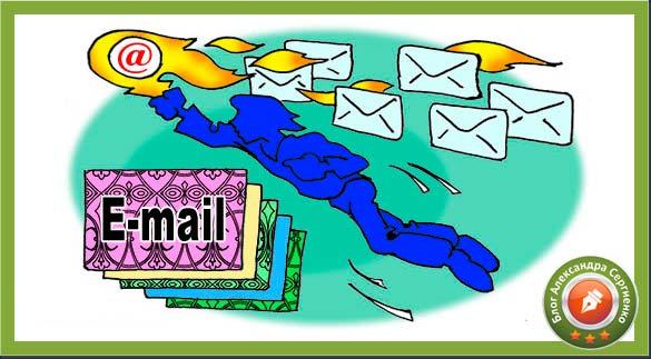 Электронная почта - что это такое и для чего нужно