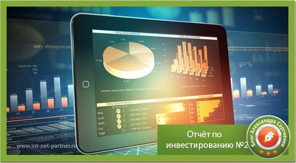 Отчёт по инвестированию за апрель 2014